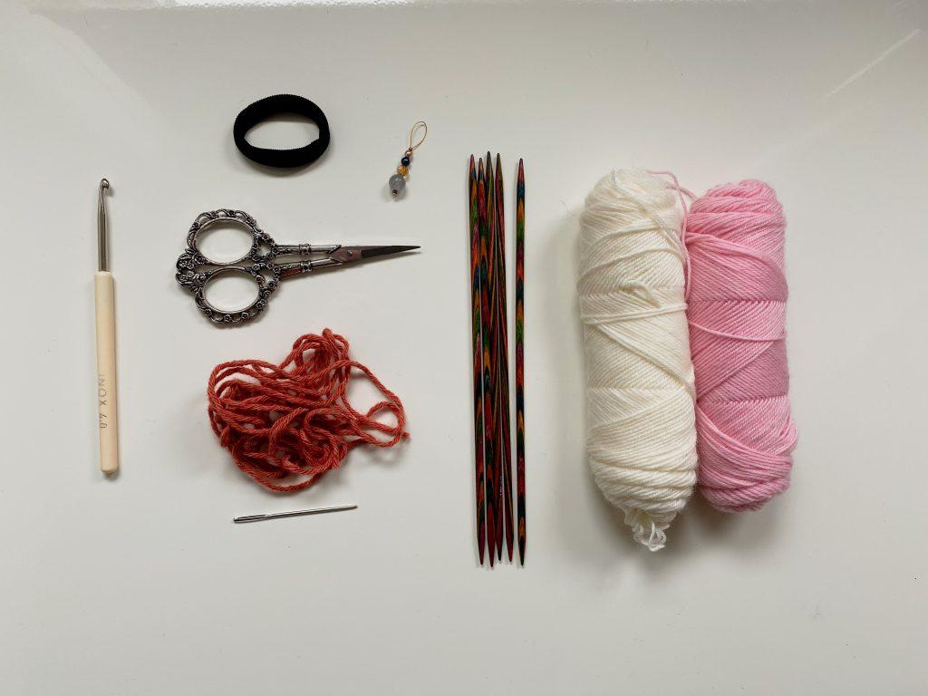 Material Scrunchie