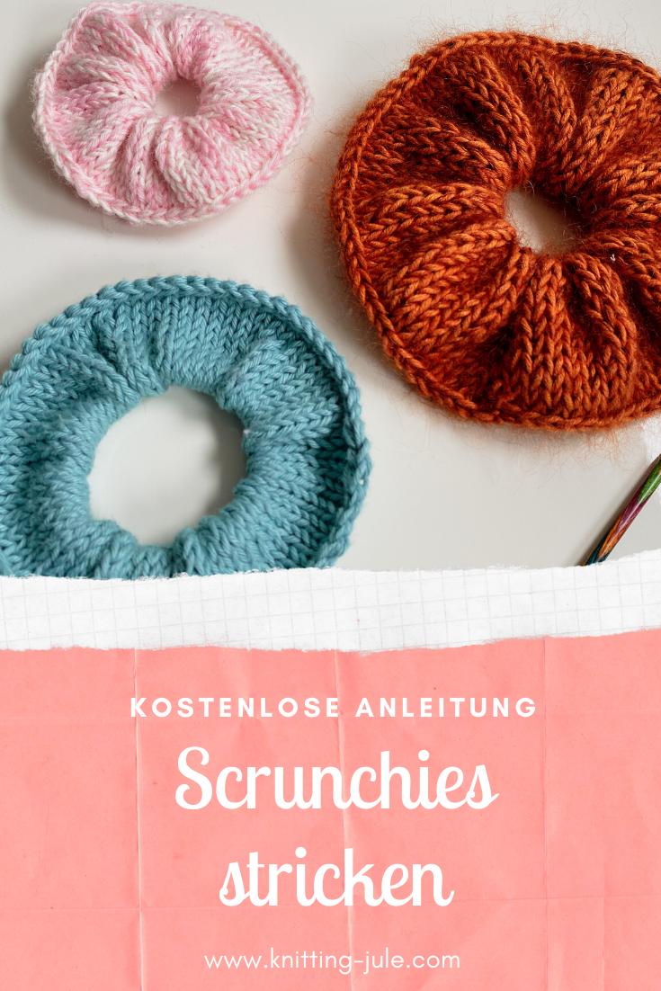 Scrunchie Pinterest